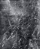 Metallo graffiato Fotografia Stock Libera da Diritti