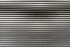 Metallo ondulato Fotografia Stock
