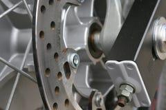 Metallo sopra metallo Fotografia Stock Libera da Diritti