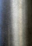 Metallo spazzolato Fotografia Stock Libera da Diritti