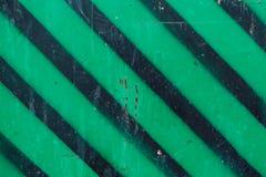 Metalloberfläche mit Streifen Lizenzfreies Stockfoto