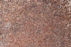 Metalloberflächenrost Stockfoto