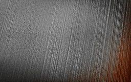 Metalloberfl?che, rauer Stahlhintergrund, Metalllegierung stockbild
