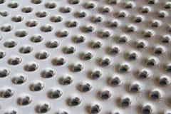 Metallplatten Lizenzfreies Stockbild