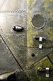 Metallplatten Stockbilder