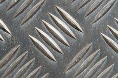 Metallplatten lizenzfreie stockfotografie