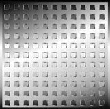 Metallplatten171007 Lizenzfreies Stockfoto