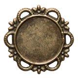 Metallram royaltyfri foto