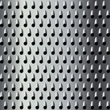 Metallraspelbeschaffenheit Lizenzfreie Stockfotografie