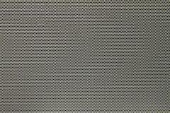Metallraster eller gallerbakgrund Arkivbild
