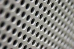 Metallrasterfeld Lizenzfreie Stockbilder