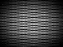 Metallrasterfeldhintergrund Stockfotos