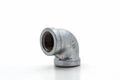 Metallrohrbogen, WasserEinlassrohrventil Lizenzfreies Stockfoto