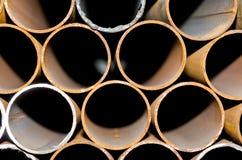 Metallrohre Stockbilder