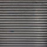 Metallrollenfensterladen Lizenzfreies Stockbild