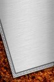 metallrost Arkivbild