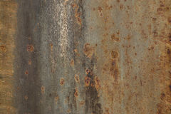Metallrost Stockbilder