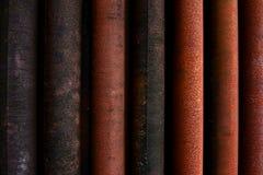 Metallrost-Beschaffenheits-Auszug Grunge Hintergrund Stockbilder