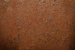 metallrosttextur Royaltyfria Bilder