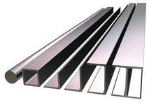 metallrulle Fotografering för Bildbyråer