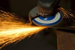 Metallsawing Stockfotos