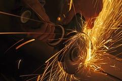 Metallsawing Stockbilder