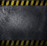 Metallschablone Lizenzfreies Stockbild