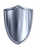Metallschild Stockbild