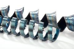 metallshavings Royaltyfri Foto