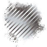 metallsplat vektor illustrationer