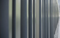 Metallstakettapet Arkivbilder