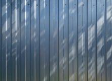 Metallstakettextur - abstrakt bakgrund Arkivbild