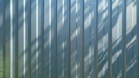 Metallstakettextur - abstrakt bakgrund Royaltyfria Bilder