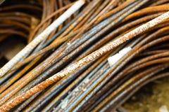 Metallstange Lizenzfreies Stockfoto