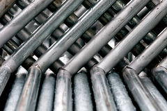 Metallstangen Stockfotografie