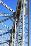 metallstruktur Royaltyfri Fotografi