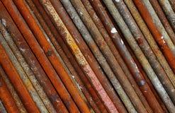 Metallstruktur Stockfotografie