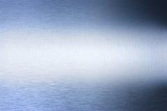 Metallstrukturierter Hintergrund Lizenzfreies Stockfoto