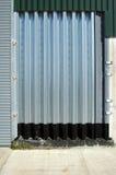 Metalltür Stockfotografie