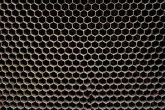 metalltextur Fotografering för Bildbyråer