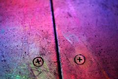 Metalltextur i lilor royaltyfria bilder