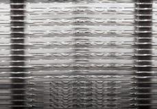 Metalltexturkylare Royaltyfri Foto