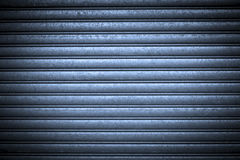Metalltorhintergrund Lizenzfreies Stockfoto