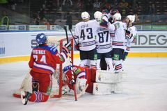 Metallurg Magnitogorsk Royalty Free Stock Image