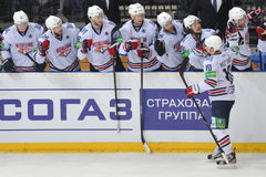 Metallurg Magnitogorsk Royalty Free Stock Photo
