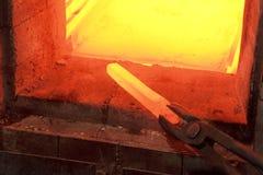Metallurgia immagine stock