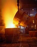 Metallurgia industriale Immagini Stock