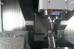 Metallurgico immagine stock