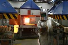 metallurgie Lizenzfreie Stockfotos