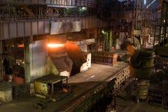 Metallurgie Stock Afbeelding